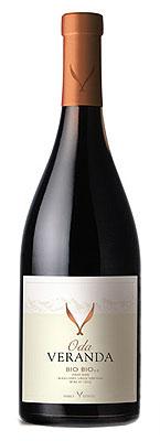 Oda Veranda Pinot Noir 2008