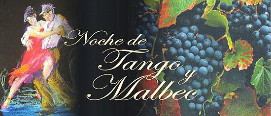Tango y Malbec - Noche de Tango y Malbec