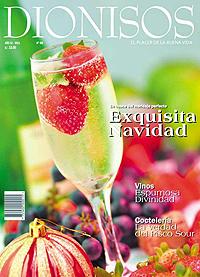 Revista Dionisos - Portada edicion 88