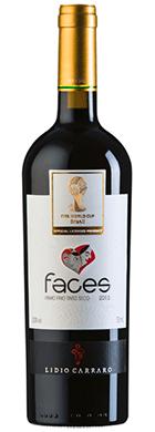 Faces Tinto 2012, el vino del mundial de Brasil