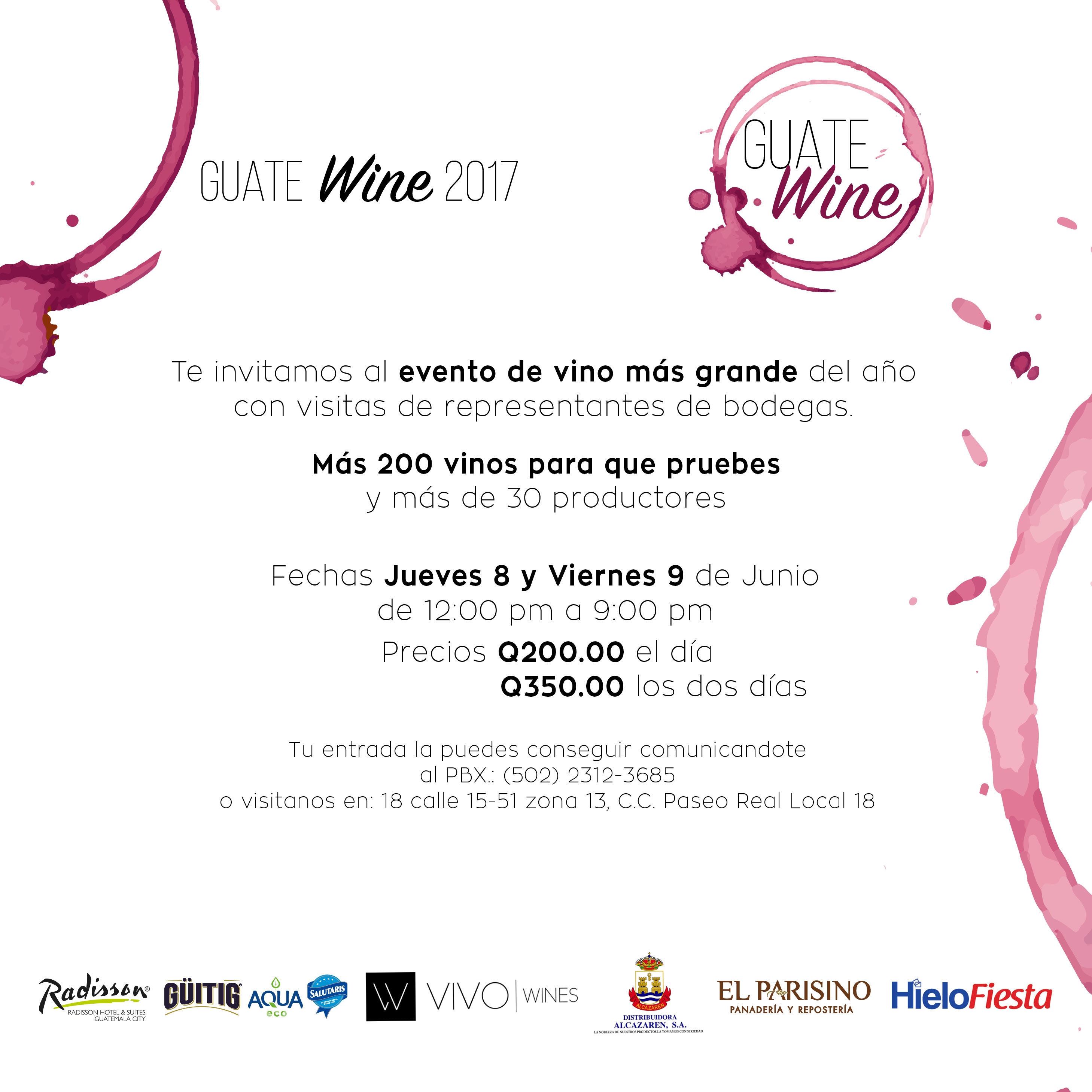 GuateWine 2017