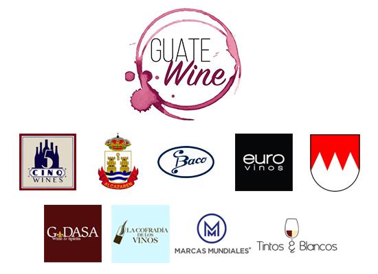 Importadoras asistentes en Guate Wine