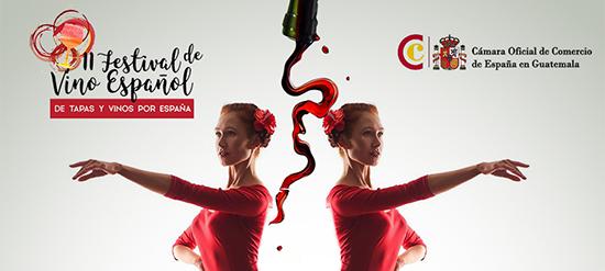 2do Festival de vino español en Guatemala