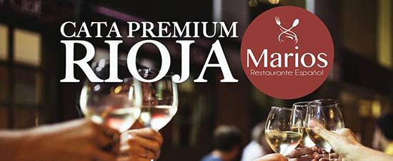 Cata premium de La Rioja