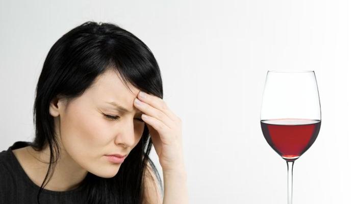 El vino y las histaminas