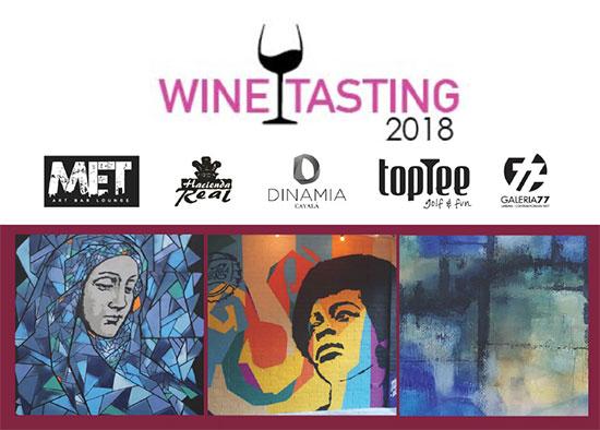 Wine Tasting Festival 2018