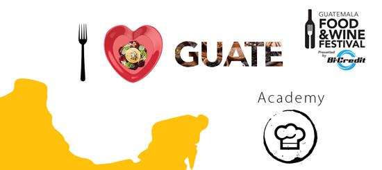 Guatemala Food & Wine Festival 2018 (Academy)