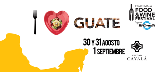 Guatemala Food & Wine Festival 2018