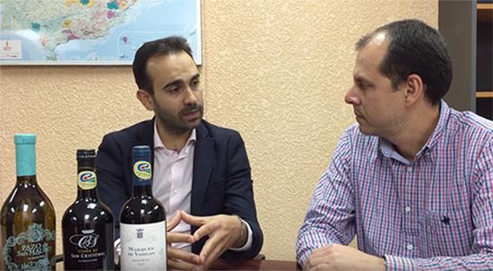 Entrevista a representante de Bodegas Marqués de Vargas